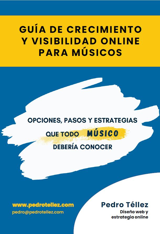 Guía de crecimiento y visibilidad online para músicos
